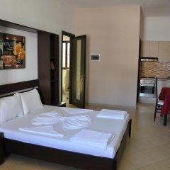 Отель Pelod Албания, Ксамил - отзывы, цены и фото номеров - забронировать отель Pelod онлайн комната для гостей фото 3