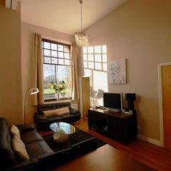 Отель Terracotta - Glasgow City Centre Apartment Великобритания, Глазго - отзывы, цены и фото номеров - забронировать отель Terracotta - Glasgow City Centre Apartment онлайн комната для гостей фото 3