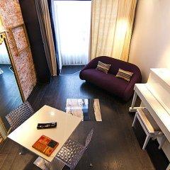 Апартаменты Studio Paris Apartment - Jobs Париж комната для гостей фото 3