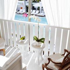 Отель Delano South Beach 4* Стандартный номер с различными типами кроватей фото 3