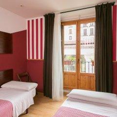 Отель Hostal La Casa de La Plaza Стандартный номер с 2 отдельными кроватями (общая ванная комната) фото 2