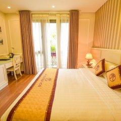 Hanoi HM Boutique Hotel 3* Стандартный номер с двуспальной кроватью