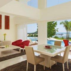 Отель Secrets Huatulco Resort & Spa 4* Стандартный номер с различными типами кроватей