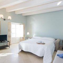Отель Residenza Alfeo Италия, Сиракуза - отзывы, цены и фото номеров - забронировать отель Residenza Alfeo онлайн комната для гостей фото 4