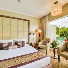 Sea Links Beach Hotel 5* Улучшенный номер с различными типами кроватей фото 6