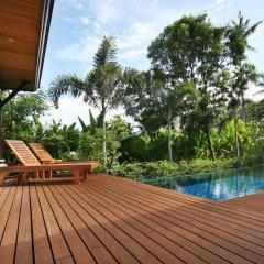 Отель Modern Thai Villa Rawai 4* Вилла с различными типами кроватей фото 17