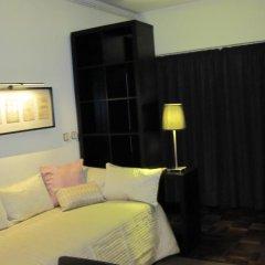 Отель Lisboa Central Park 3* Номер Делюкс с различными типами кроватей фото 3