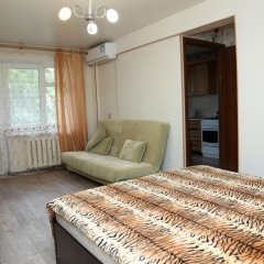 Апартаменты на Савушкина Апартаменты с различными типами кроватей фото 5