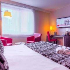 Hotel Alize Mouscron 4* Люкс с различными типами кроватей фото 6