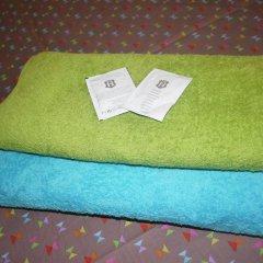 Гостиница Марсель 2* Стандартный семейный номер с различными типами кроватей фото 3