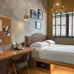 Hotel G Singapore 4* Номер категории Премиум с различными типами кроватей фото 3
