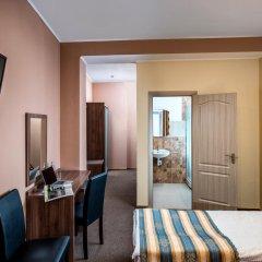 Гостиница Jam Lviv 3* Стандартный номер с разными типами кроватей фото 4