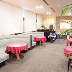 Toyama Chitetsu Hotel Тояма интерьер отеля
