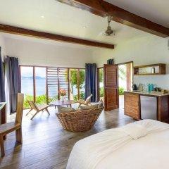 Отель The Remote Resort, Fiji Islands 4* Вилла Делюкс с различными типами кроватей фото 8