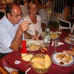 Отель El Chalet питание фото 2