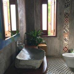 Отель An Bang Garden House Вилла Делюкс с различными типами кроватей фото 29
