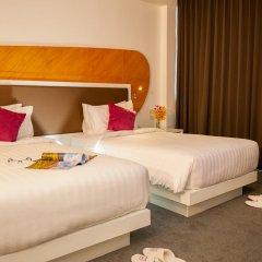 Hotel Icon Bangkok 4* Улучшенный номер с различными типами кроватей фото 13