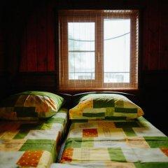 Гостиница Дебаркадер базы отдыха Мастер Номер категории Эконом с 2 отдельными кроватями фото 5