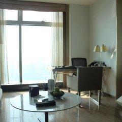 Wongtee V Hotel 5* Улучшенный люкс с различными типами кроватей фото 11