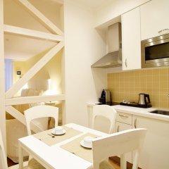 Апартаменты Rossio Apartments Студия с различными типами кроватей фото 10