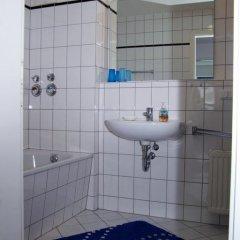 Отель in Dresden am Elbufer Германия, Дрезден - отзывы, цены и фото номеров - забронировать отель in Dresden am Elbufer онлайн ванная фото 2