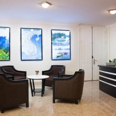 Serenity Villa Hotel интерьер отеля фото 3