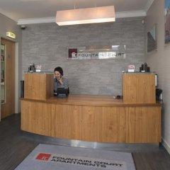 Отель Fountain Court Apartments - Grove Executive Великобритания, Эдинбург - отзывы, цены и фото номеров - забронировать отель Fountain Court Apartments - Grove Executive онлайн интерьер отеля
