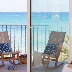Myseahouse Hotel Flamingo - Только для взрослых балкон