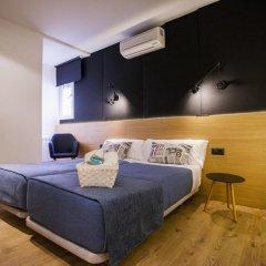 Отель Hostal CC Malasaña Стандартный номер с двуспальной кроватью фото 17