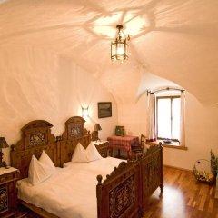Hotel Schloss Thannegg 4* Стандартный семейный номер с двуспальной кроватью