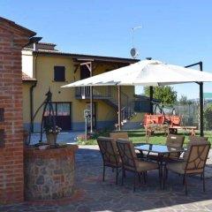Отель Borgo Terrosi Синалунга питание