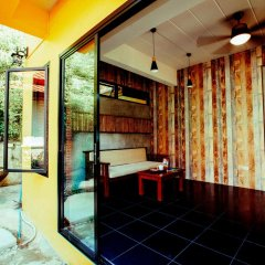 Отель Dream Sea Pool Villa сауна