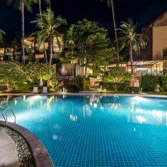 Отель Mercure Koh Samui Beach Resort Таиланд, Самуи - 3 отзыва об отеле, цены и фото номеров - забронировать отель Mercure Koh Samui Beach Resort онлайн бассейн фото 2