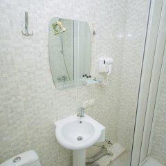 Отель Леадора 2* Стандартный номер с разными типами кроватей фото 6