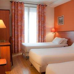 Отель Hôtel Eden Montmartre 3* Стандартный номер с различными типами кроватей фото 4