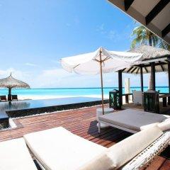 Отель Kihaad Maldives 5* Люкс с различными типами кроватей фото 4