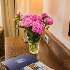 Hotel Admiral am Kurpark 4* Стандартный номер с различными типами кроватей фото 2