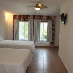Hotel Olinalá Diamante 3* Стандартный номер с различными типами кроватей фото 5