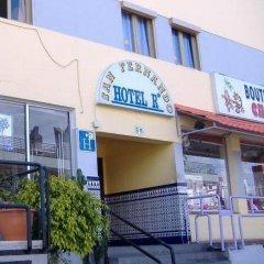 Отель Hostal Casa De Huéspedes San Fernando - Adults Only Стандартный номер с различными типами кроватей фото 20