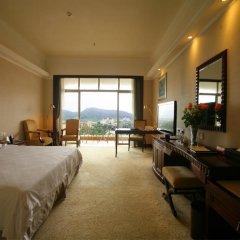 Guangzhou Phoenix City Hotel 4* Люкс с разными типами кроватей