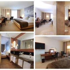 Lindner Hotel Am Michel 4* Номер Бизнес разные типы кроватей