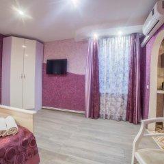 Гостиница Теремок Заволжский Апартаменты разные типы кроватей фото 6