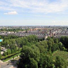 Leonardo Hotel Amsterdam Rembrandtpark 4* Номер Делюкс с различными типами кроватей фото 5