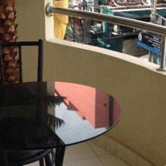 Апартаменты Mosaik Luxury Apartments балкон
