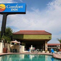 Отель Comfort Inn Near Old Town Pasadena бассейн фото 2