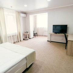 Гостиница Горизонт Люкс с различными типами кроватей фото 3