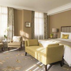 Отель JW Marriott Grosvenor House London 5* Представительский люкс разные типы кроватей фото 10