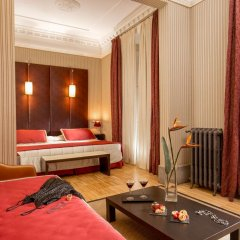 Hotel Morgana 4* Номер Делюкс фото 4