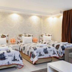 Отель Defne Suites Люкс с различными типами кроватей фото 10