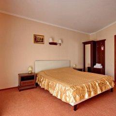 Гостиница Принцесса Стандартный номер с различными типами кроватей фото 2